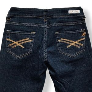 Brody Dark Blue Denim Skinny Jeans